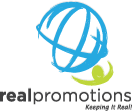 Real Promotions Logo